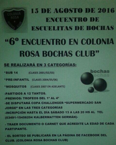 afiche_encuentro_infantil_colonia_rosa_2016